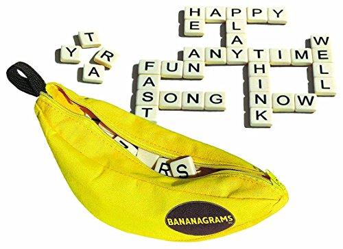 [Bananagrams] (8 Letter Game)