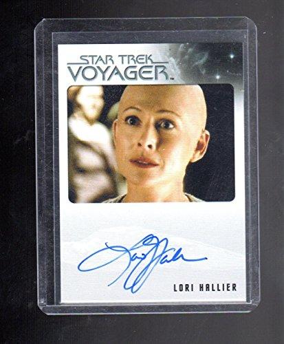 Nova Trek Voyager Lori Hallier autographed card