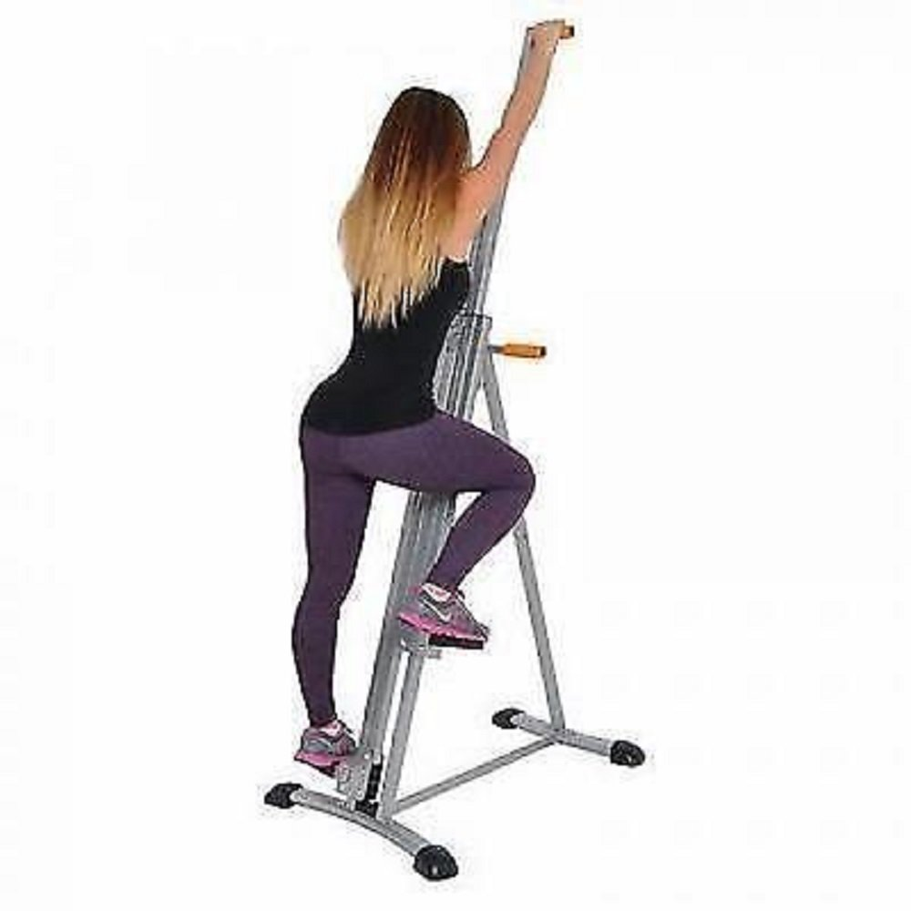 Eminentshop NEW Vertical Climber Machine Exercise Stepper Maxi Cardio Workout Fitness Gym by Eminentshop