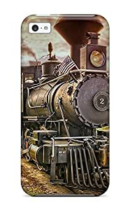 TYH - 4K4 Awesome Case Cover/iphone 4/4s Defender Case Cover(train) phone case