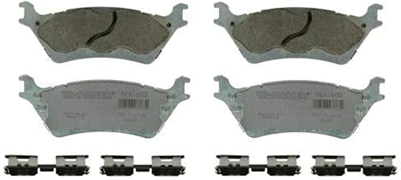 Disc Brake Pad Set-OEX Disc Brake Pad Front Wagner OEX1324