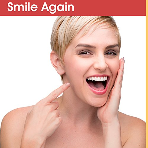 Amazing Temporary Missing Tooth Kit Complete Temp Dental Replacement Tooth Repair Kit Temp Makeover Now with 25% More by Amazing Temporary Tooth (Image #6)