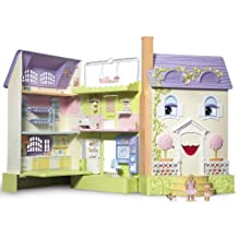 Caring Corners - Mrs. Goodbee Interactive Dollhouse by Learning Curve