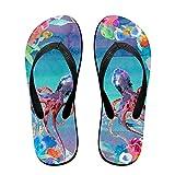 Best Pet Life Water Sandals - Xuhuayan Sea Life Original Octopus Unisex Lightweihgt Flip-flops Review