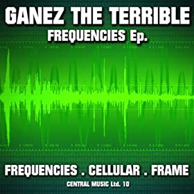 Ganez The Terrible* Ganez·& Marco Woods - Apokalypsa EP