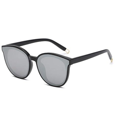 Yangjing-hl Gafas de Sol Big Box Trend Net Gafas de Sol ...