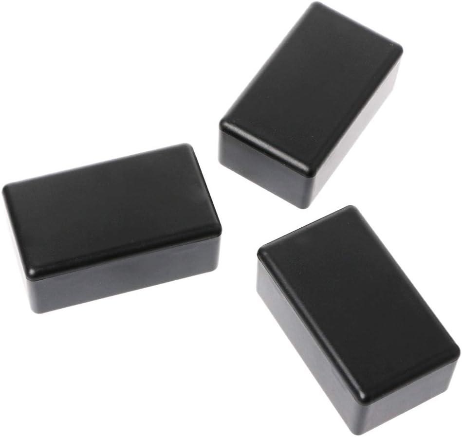Ocobudbxw 5pcs Caja de Conexiones de Proyecto el/éctrico de pl/ástico Impermeable