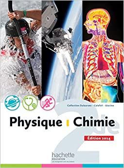 Descargar PDF Physique-chimie 2de Compact - Edition 2014