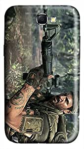 Call of Duty Ghosts1 PC Hard new case for samsung galaxy note2 for men