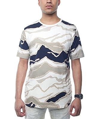Sean John Men's Desert Dunes T-Shirt. Dunes