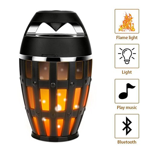 Landscape Lights With Speakers - 3