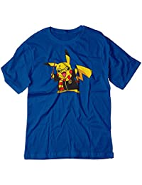 BSW Youth Pikachu Potter Pokemon Harry Potter Shirt