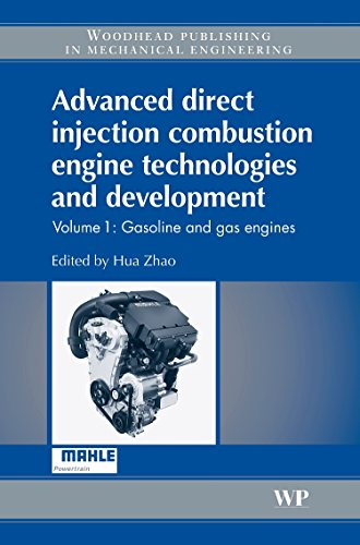 Advanced Direct Injection Combustion Engine Technologies and Development: Gasoline and Gas Engines (Woodhead Publishing in Mechanical Engineering)