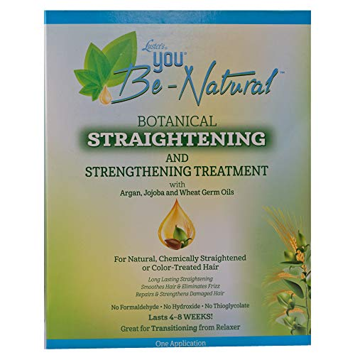 You Be-Natural Botanical Straightening