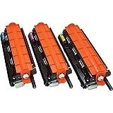 Ricoh Color Drum Unit Set, Includes 1 Each for C M Y, 50000 Yield (407019)