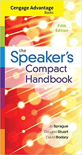 Cengage advantage books the speakers compact handbook spiral cengage advantage books the speakers compact handbook spiral bound version 5th edition fandeluxe Images
