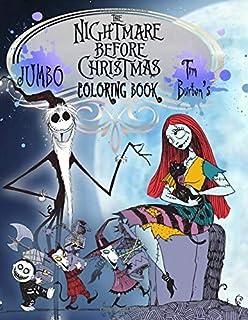 Art of Coloring: Tim Burton\'s the Nightmare Before Christmas ...