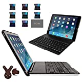 Best Boriyuan Wireless Keyboard Ipads - iPad Air Case with Keyboard, Boriyuan Stylish Ultra Review