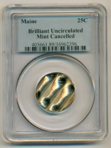 Quarter Error Coin - 1