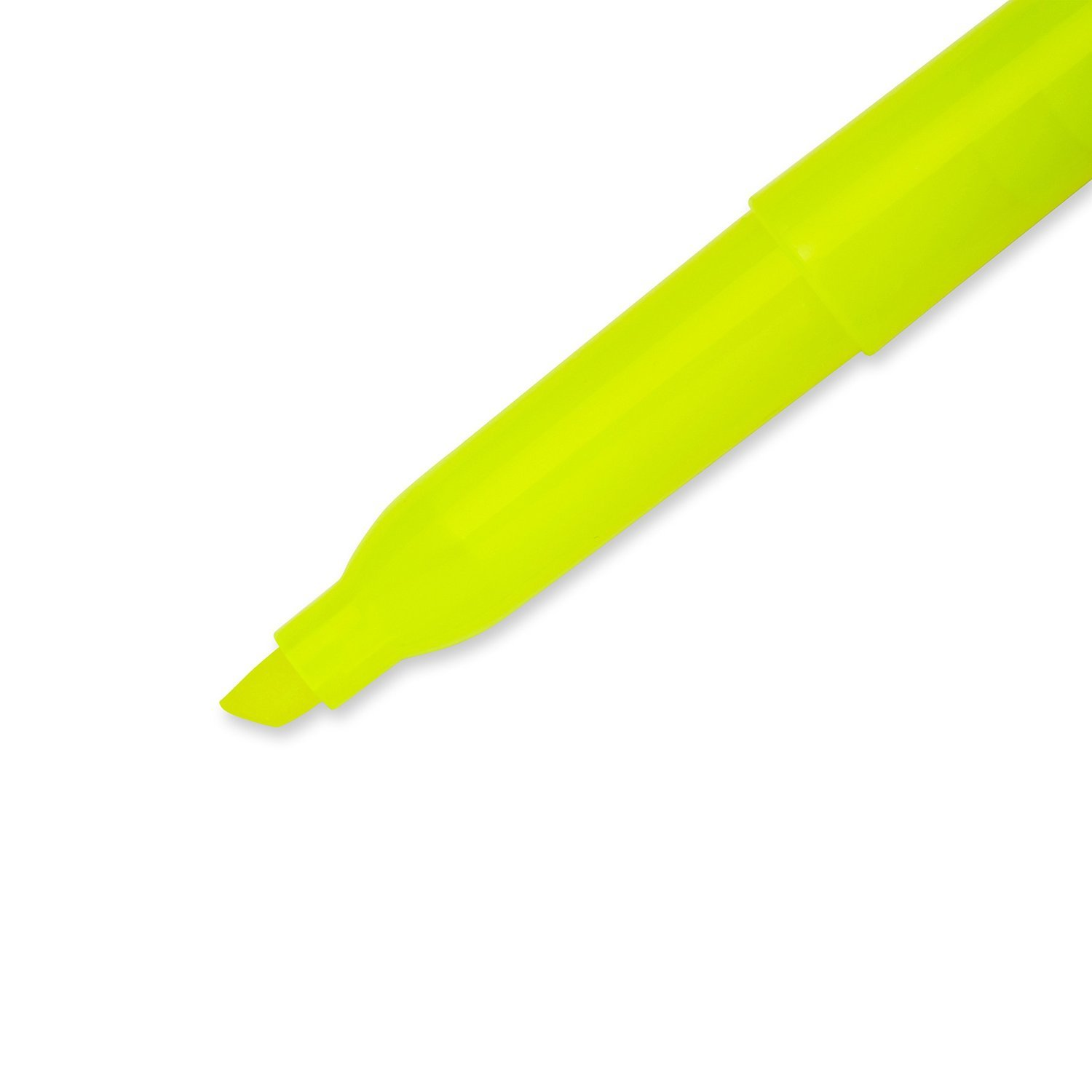 Sharpie Accent Pocket-Style Highlighters, Fluorescent Yellow, 48 Count by Sharpie (Image #2)