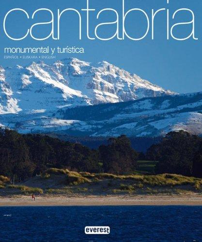 Descargar Libro Cantabria Monumental Y Turística: Español-english Sazatornil Ruiz Luis