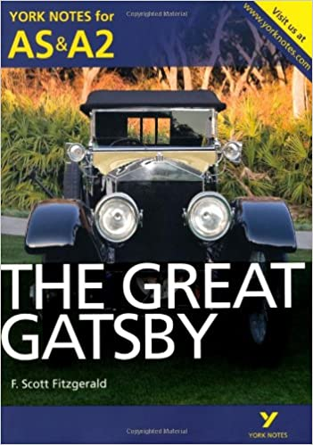 Great Gatsby (York Notes for As & A2)