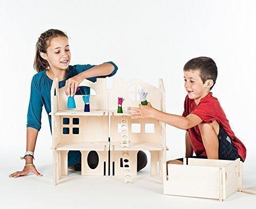 Modular Dollhouse Towers