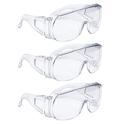 ada00deda27 Image Unavailable. Image not available for. Color  AMSTON Safety Glasses ...