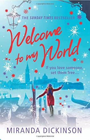 book cover of Welcome to My World