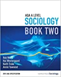 img - for AQA A Level Sociology: Book 2 book / textbook / text book