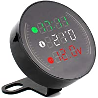 MiaLian 1 Pieza de Reloj Digital LED
