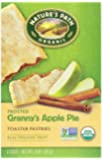 Nature's Path Toaster Pastries, Apple Cinnamon Frosted, 6 ct