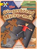 Project X: Food: The Gingerbread Micro-man by Danny Waddell (2009-01-08)
