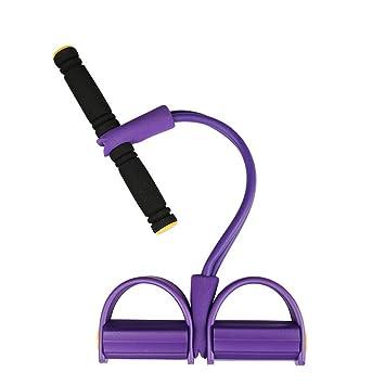 PGNWYBKZ Yoga Pilates Pedal de Goma elástica Familia ...