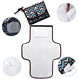 Portable Diaper Changing pad- Lightweight Travel Home...