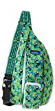 KAVU Rope Bag, Blue Toucan, One Size