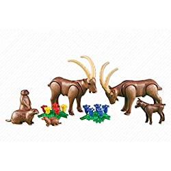 Playmobil Add-On Series - Alpine Animals