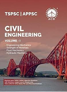 Amazon in: Buy civil engineering gate+psu 2019 study