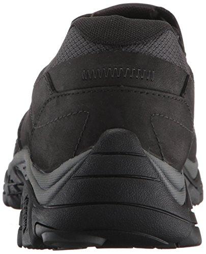 Aventure Merrell Moab Hommes Moc Randonnée Noir De Chaussures