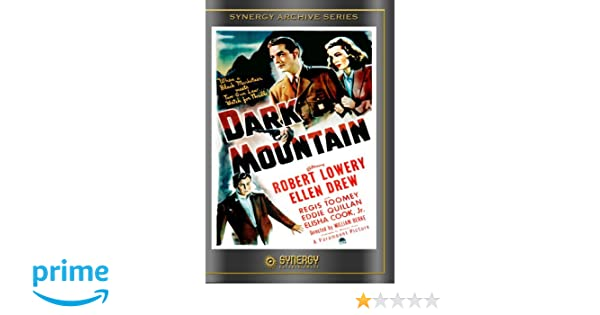 Dark Mountain 1944 Robert Lowery movie poster print