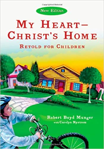 image relating to My Heart Christ's Home Printable identify My Center--Christs House Retold for Little ones (Ivp Booklets