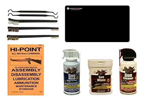 Hi-Point All 995 9MM Carbines Do Everything Manual + Ulti...