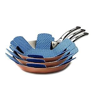 Hagen Grote - Película protectora para poder apilar sartenes y vajilla (9 unidades)