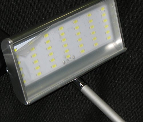 DSM Brand - 5000K White 42 SMD LED lights 24W 1750LM Trade Show Led Light for Popup Booth Exhibit Back Panel Display(pack of 1) Las Vegas Show Approved! UL approved! by DSM