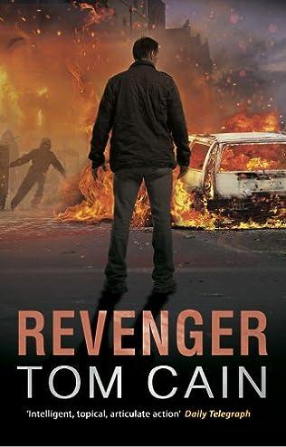 book cover of Revenger
