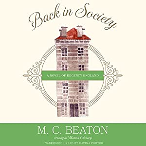 Back in Society: A Regency Romance Audiobook