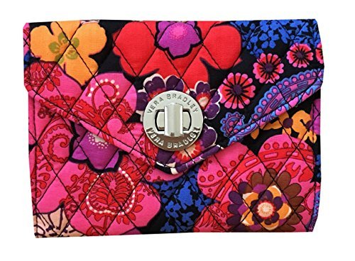Vera Bradley Your Turn Smartphone Wristlet (One size, Floral fiesta)