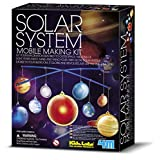 4M Glow-in-the-Dark Solar System Mobile Making Kit