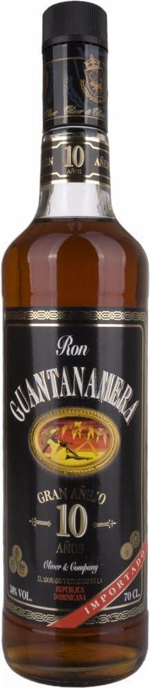 Guantanamera añejo Rum 10 años (1 x 0,7 l)