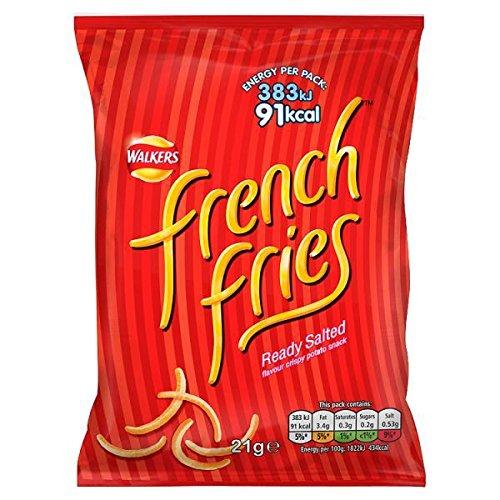 Walkers patatas fritas Grueso bolsas de comprar/Case Of 48 ...